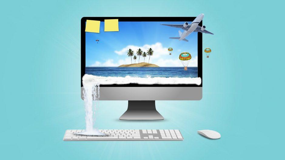 Vacation Screensaver Beach Work  - Mediamodifier / Pixabay